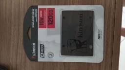 SSD 120 GB KINGSTON A400 (LER A DESCRIÇÃO)