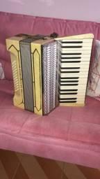 Sanfona Concertone 48baixos