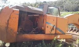 Máquina  escavadeira