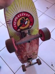 Skate estilo long