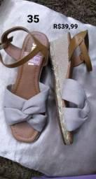 Calçados femininos número 35