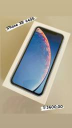 iPhone XR com acessórios 3500,00!lacrado