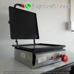 Grill Sanduicheira a gás 35x43 cm Pr-350G Progás
