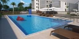 Título do anúncio: JD Ainda tem unidades no Residencial Paulista em Maranguape de 2 quartos e lazr completo