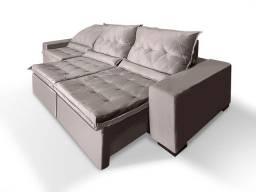 Sofás retrátil com conforto e luxo para sua casa