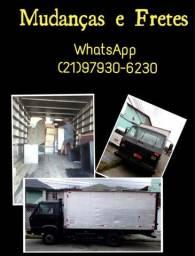 Mudanças e Transportes em Guadalupe
