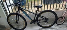 Bicicleta marca houston skyler plus 29