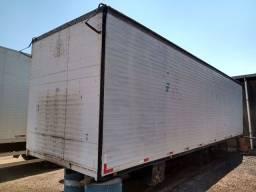 Carroceria Furgão baú truck - 10,20m
