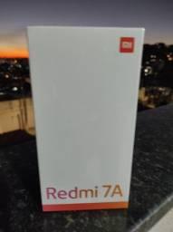 Mágico! Redmi 7A Da Xiaomi.. Novo Lacrado com Garantia e Entrega.