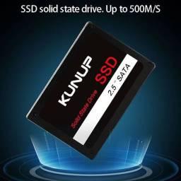 SSD 120GB novo Promoção DKCeL Informática