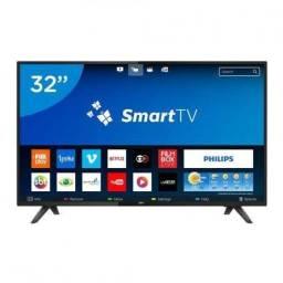 Smart tv Samsung 32 usada