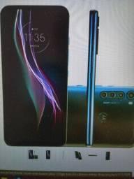 Motorola Moto One Fusion Plus 128gb novo na caixa