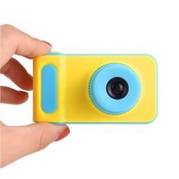 Título do anúncio: Câmera Fotografica Infantil Digital Kids Selfie 3.0M