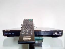 Dvd player SONY, mais controle