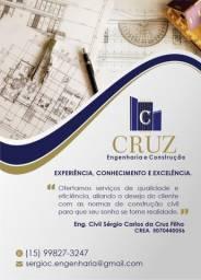 Cruz Engenharia e Construção - Engenheiro Civil
