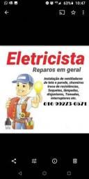 Eletricista Franca SP