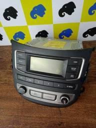 Título do anúncio: Rádio Original Hyundai Hb20