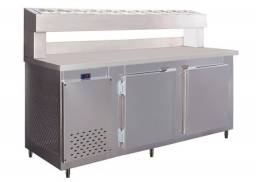 Balcão Condimentador 1.90m 220v Frilux