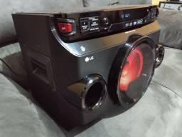 Som micro system LG OM4560