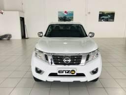 Nissan Frontier XE 2.3 BI Turbo 4x4 Automática 2019. Apenas 27.000 km