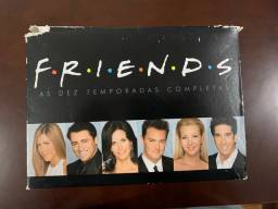 Box DVD Friends todas as 10 temporadas
