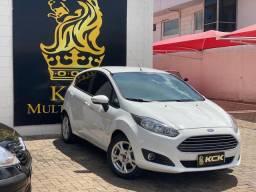 Fiesta 1.6 SEL aut; Financio; Aceito troca