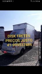 DISK FRETES PREÇOS JUSTO (41)99953.7486
