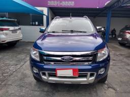 Ford Ranger Limited 3.2 CD - Diesel -Automática - 2013