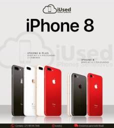 IPhone 8 Plus 64gb Gold Bateria 85% - Aceito seu iPhone como Pagamento