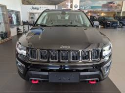 Compass Trailhawk At 2.0 Turbo Diesel 20/21 Preto Carbon
