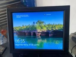 Vendo monitor 15? led e impressora Elgin i9