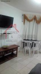 Título do anúncio: Apartamento para Locação em Rio das Ostras, Atlântica, 2 dormitórios, 1 banheiro, 1 vaga