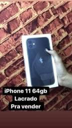 Iphone 11 lacrado 64g