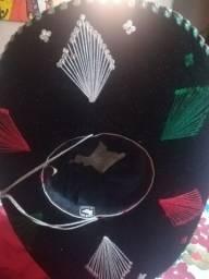 Chapéu mexicano original Sombrero - Tequileiro.