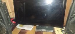 Título do anúncio: Leia o Anúncio: Tv Panasonic 39'P + 2 caixas de Som