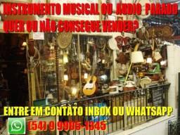 Título do anúncio: Venda e Revenda de Instrumentos e Equipamento DJ