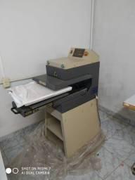 Maquina serigráfica / silk