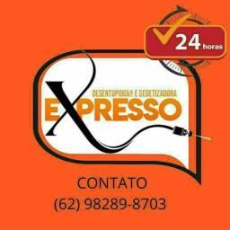 Título do anúncio: @Desentupidora 24 horas ;)...
