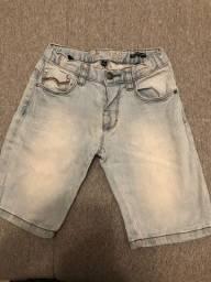 Bermuda jeans infantil Mayoral