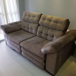 Título do anúncio: Vendo sofa retrátil