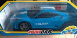 Título do anúncio: Sportcar Policia Poliplac