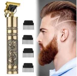 Máquina de cabelo nova lacrada corte casual ou profissional