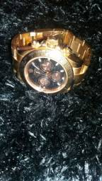 Rolex oyster perpetual black gold