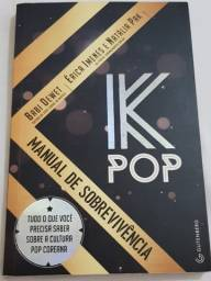 Livro - K-Pop - Manual de Sobrevivência.