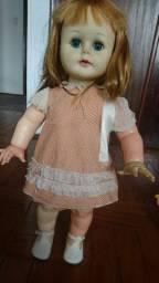 Boneca Antiga Beijoca anos 60