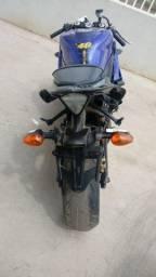 Sucata de moto para retirada de peças Yamaha YZF R1 2007
