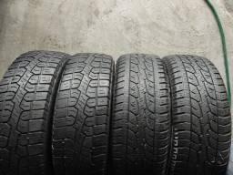 4 pneus 205/60 R16 Originais!!(680$ até 6x sem juros no cartão)