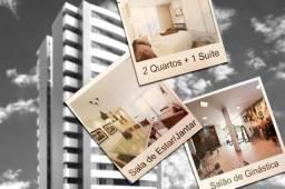 Título do anúncio: Apartamento no Residencial Weldon Setenta: 3 quartos, bem no centro de Itabuna-BA