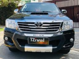 Toyota Hilux SRV Limited 2015