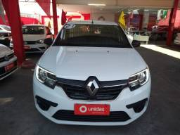 Renault Sandero 2021 Life 1.0 - 34mil km rodados